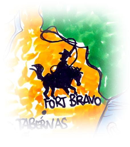 Fort Bravo - Itinerario di Viaggio in Andalusia