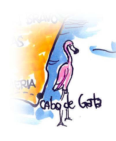 Capo de Gata - Itinerario di Viaggio in Andalusia