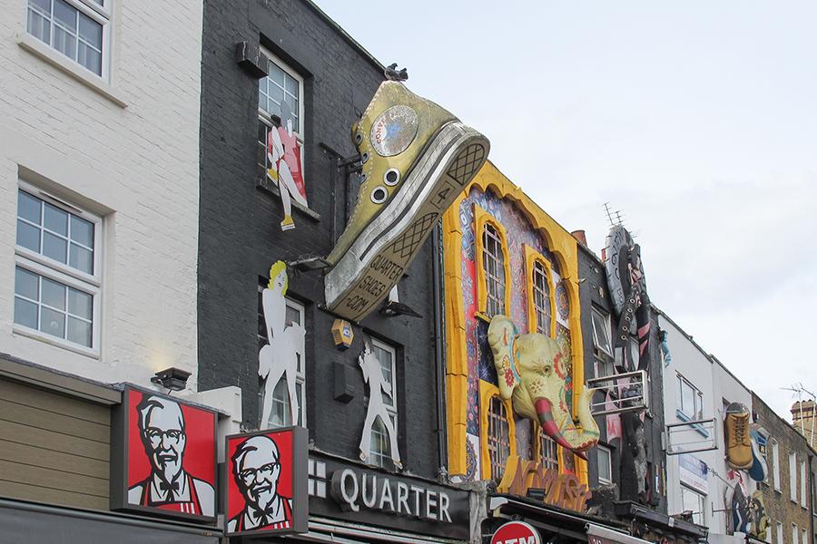 Camden Town - cosa vedere a Londra