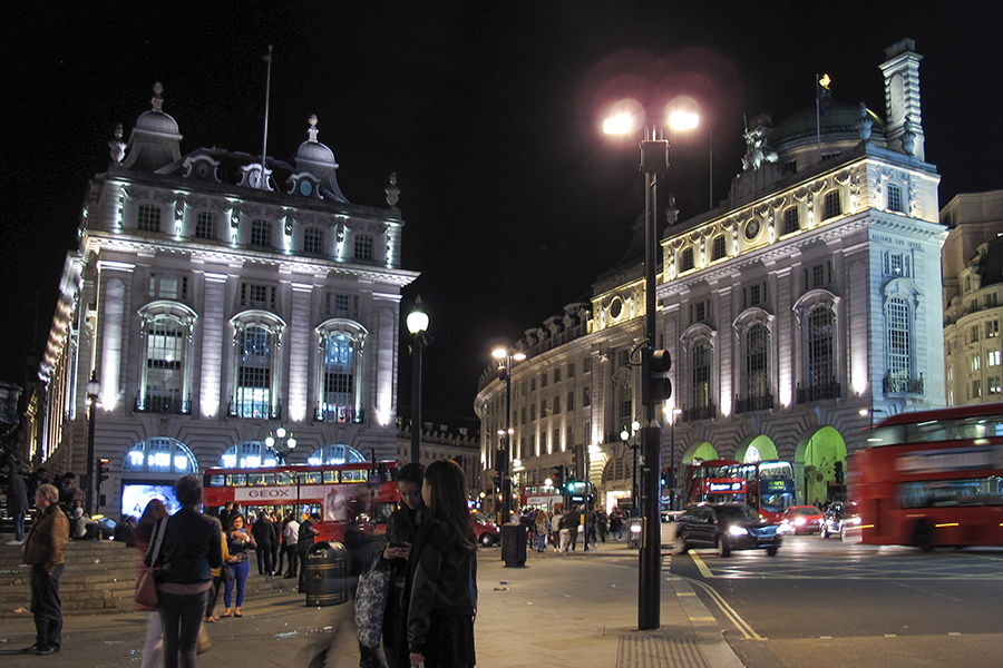 Cosa vedere a Londra - Piccadilly Circus