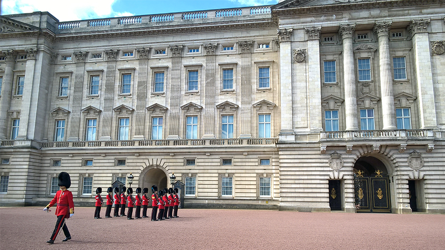 Buckingham Palace - cosa vedere a Londra
