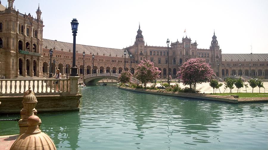 Siviglia - Itinerario di viaggio Andalusia- Viaggio Senza Bussola