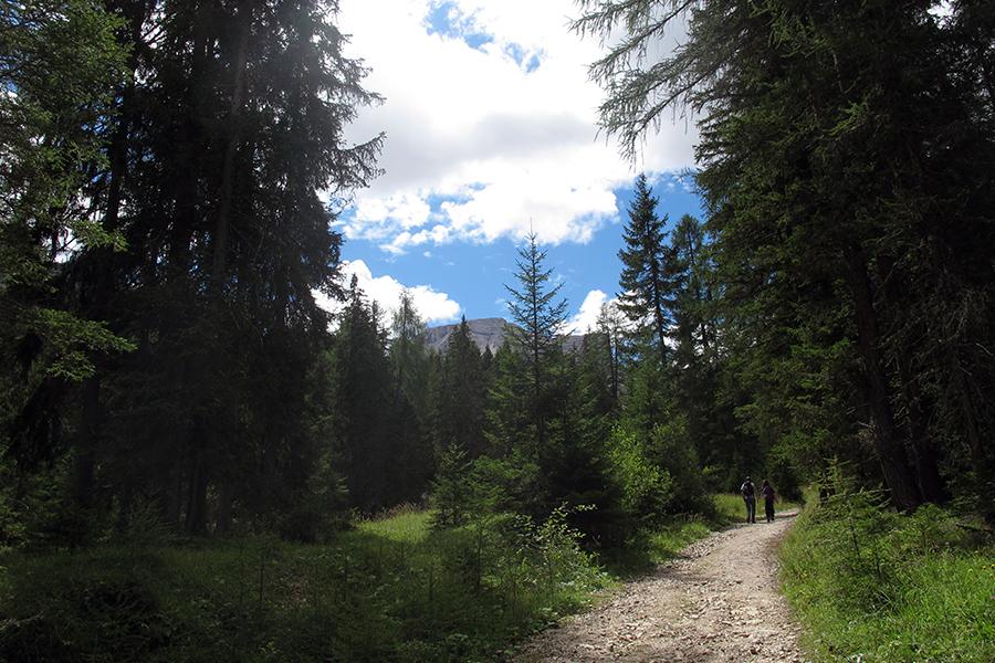 San Cassiano Vacanze in Estate sulle Dolomiti