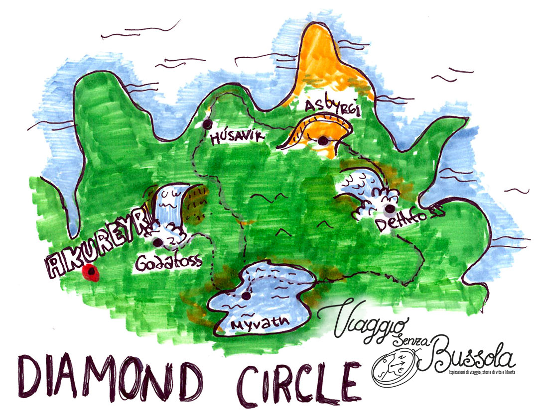 Cosa Vedere in Islanda Diamond Circle