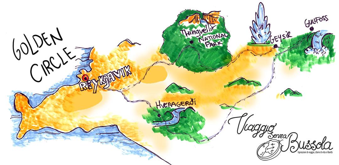 Cosa Vedere in Islanda golden circle