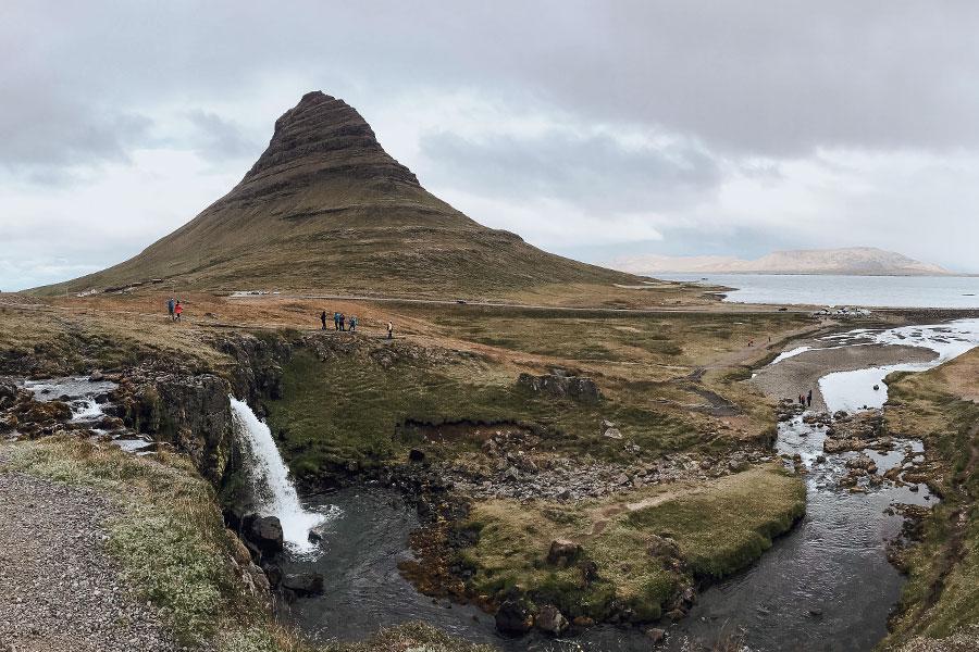 Cosa Vedere in Islanda montagna Kirkjufell
