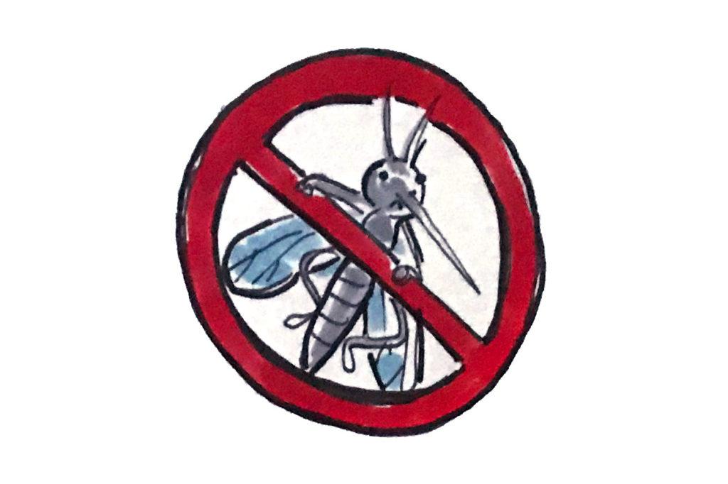 niente zanzare